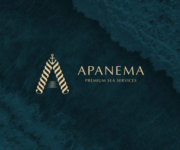 Apanema logo 2 - Apanema - The Design Boutique -Apanema logo 2
